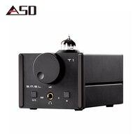 ASD SMSL T1 AK4490EQ + CM6632A DAC DSD512 трубка 384 кГц/32Bit оптический/коаксиальный/XMOS/USB цифровой ЦА преобразователь ламповый усилитель