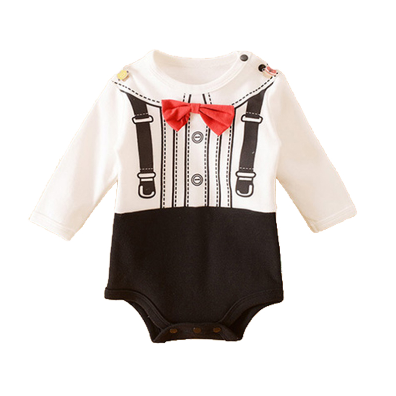 Toddler baby boy romper newborn baby boy clothes cartoon Baby clothing designers