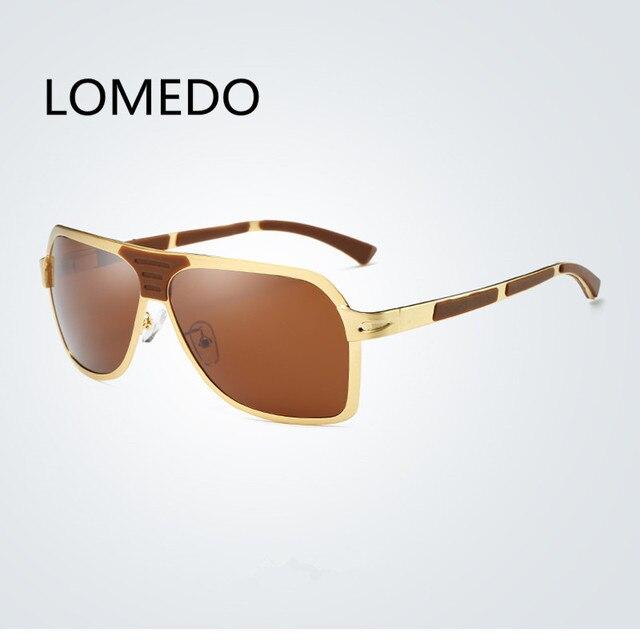 40e99984fab3 4 Colors HD Designer Polarized Sunglasses 2017 Sunglasses Men Luxury Brand  Pilot Eyewear Fashion Driving Glasses