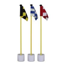 Golf Hole Cup golf Putter Training Backyard Golf Practice Flag Stick Golf Putting Green Cup Flag Tagert Training Aids clubs