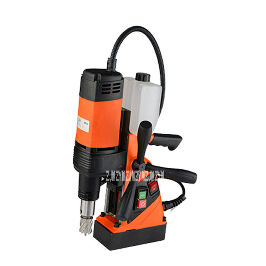 High Quality Automatic Magnetic Drilling & Tapping Machine DX-35 10-35MM Small Magnetic Base Drill 220V/110V 1100W Hot Selling