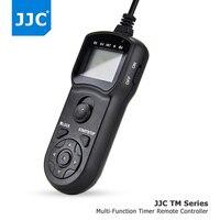 JJC Câmera Wired Temporizador Controle Remoto Cabo de Disparo Do Obturador para Sony A7III/A6500/A6300/A6000/A7R II/RX100IV/HX90/HX90V/RX1R II|Liberação do obturador| |  -