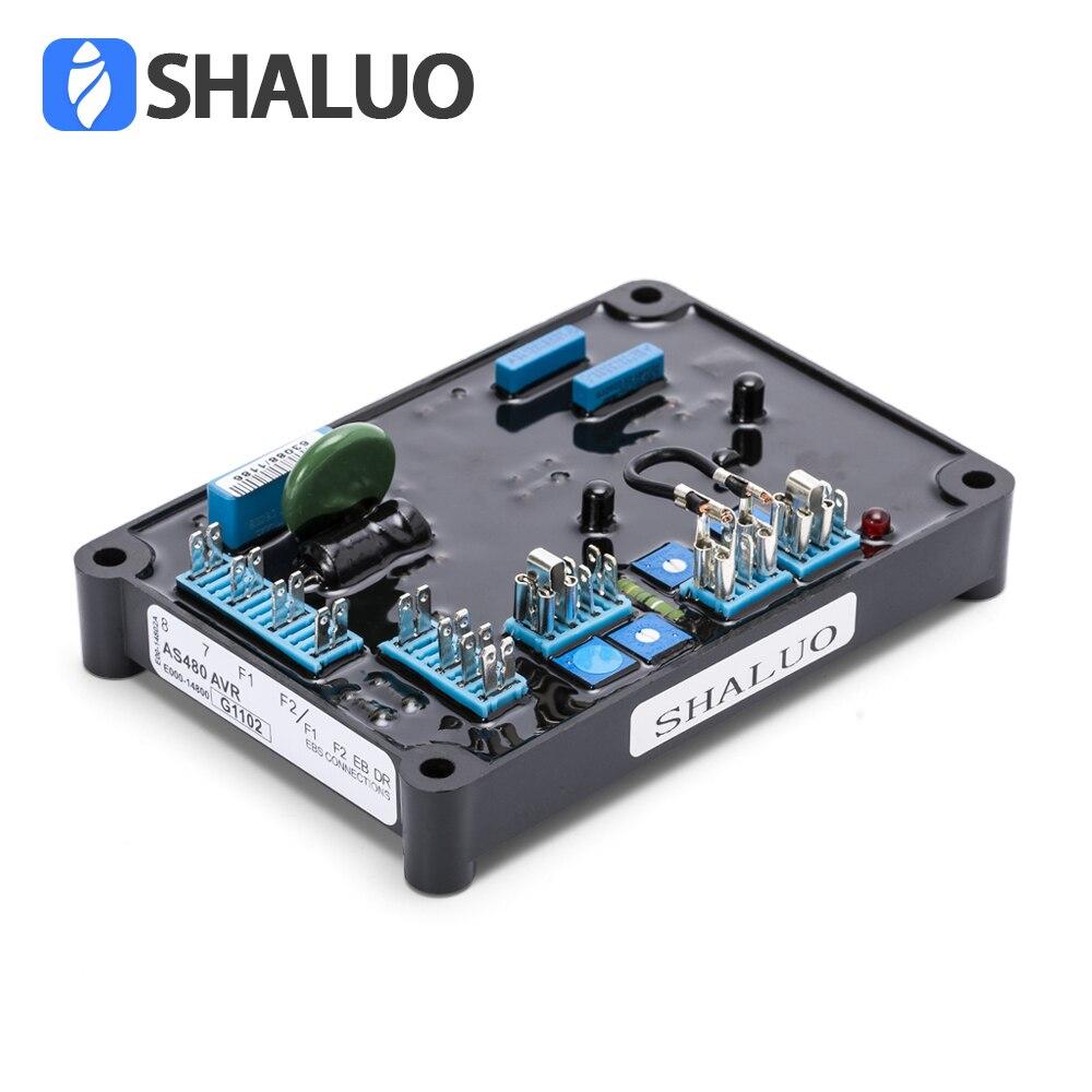 AS480 AVR Brushless Generator Alternator PartsAS480 AVR Brushless Generator Alternator Parts