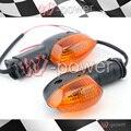 Fite Для YAMAHA MT-09 FZ-09 FJ-09 MT 09 Tracer Мотоциклов Индикаторы Индикатор лампы Передняя/Задняя Янтаря