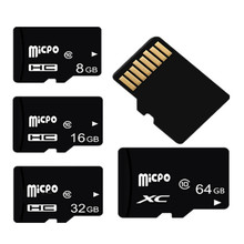 Big Promotion!!! 100pcs/lot 8GB 16GB 32GB TF Card TransFlash Card Micro , High Quality MicroSD SDHC Card For cellphone