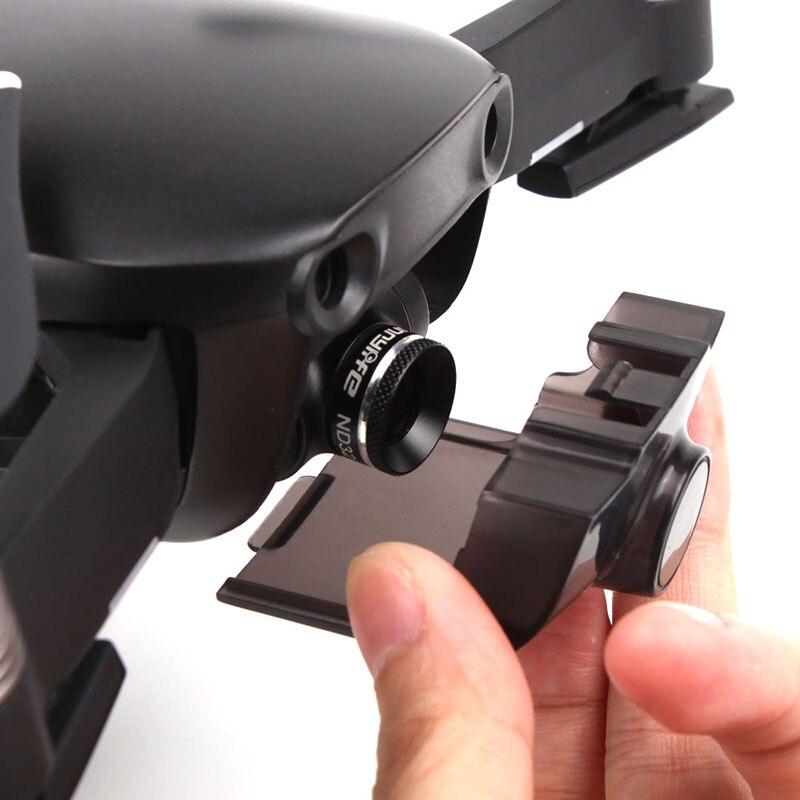 For DJI Mavic Air Accessories Gimbal Camera Lens Cap Camera Lens Case Lens Cover Protector Guard For DJI MAVIC AIR Drone