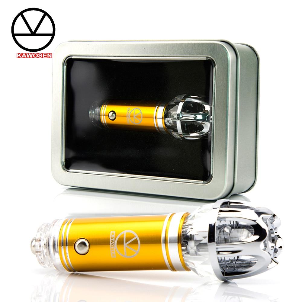 KAWOSEN Powerful Car Air Freshener, 12V Car Air Purifier Oxygen Bar Ionizer for Universal 12V Car Cigarette Lighter Plug AFO_06