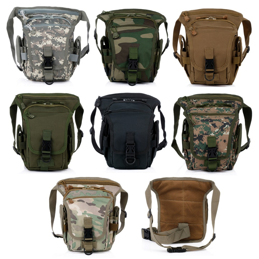 High Quality Outdoor Military Travel Shoulder Wais...