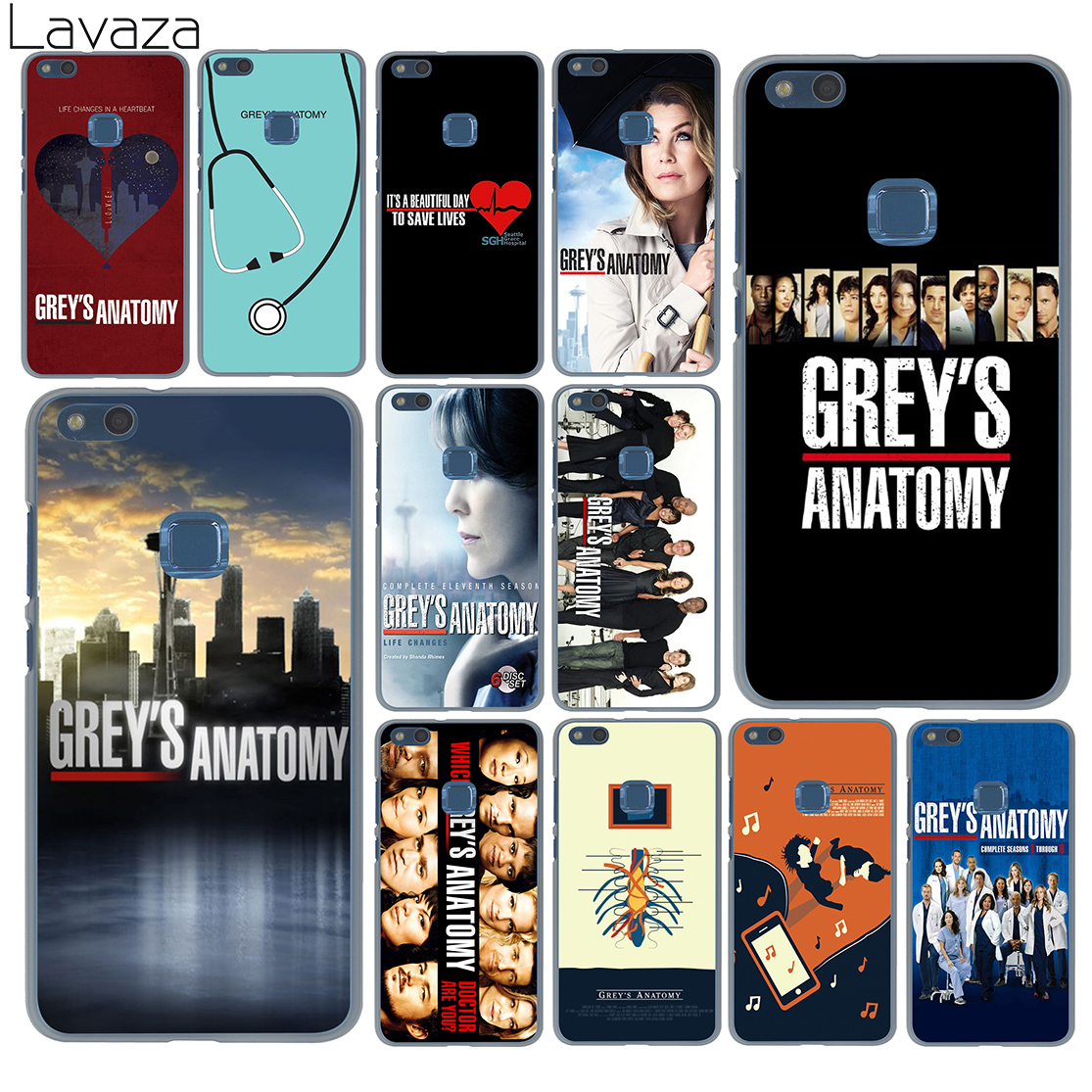 coque huawei p20 lite grey's anatomy
