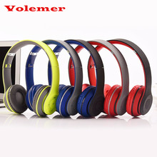 Volemer TM-019/STN-019 Inalámbrico Bluetooth 4.1 para Auriculares Auriculares Bajo Pesado Moda con FM/TF con Micphone para Android IOS
