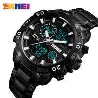 SKMEI Men Fashion Watches Waterproof Chronograph Sport Watch Top Brand Luxury Quartz Wristwatches Clock Relogio Masculino