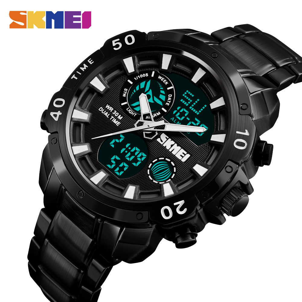 SKMEI Men Fashion Watches Waterproof Chronograph Sport Watch Top Brand Luxury Quartz Wristwatches Clock Relogio Masculino 1306SKMEI Men Fashion Watches Waterproof Chronograph Sport Watch Top Brand Luxury Quartz Wristwatches Clock Relogio Masculino 1306