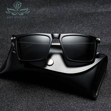 Square Style Classic Men Sunglasses Cool style Business Simple Leisure For Driving Event TR90 Fashion Eye Wear