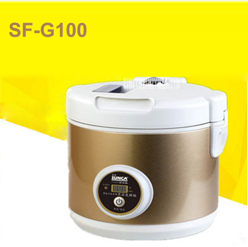 SF-G100 Black garlic machine ferment zymolysis garlic appliances for cooking kitchen robot tools 5L Food Processors 220V/50hz cooking well garlic