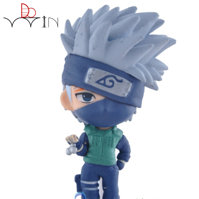 1Pcs  Naruto Figure SHF Figuarts Sasuke Naruto Collectible Action Figures Toy
