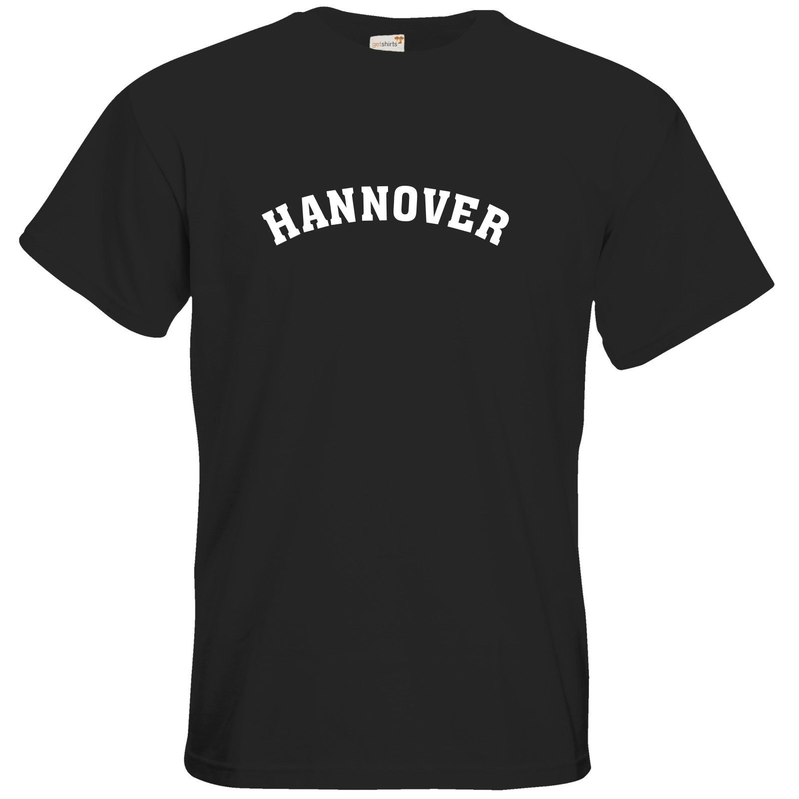Best buy ) }}getshirts - Best of - T-Shirt - City - Hannover