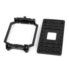 CPU fan base black plastic for AMD AM2 AM3 socket цена в Москве и Питере