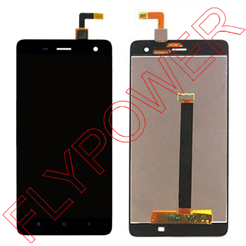 Подробнее о For XIAOMI 4 Mi4 M4 Mi-4 LCD Screen Display with touch screen digitizer assembly by free shipping for xiaomi 4 m4 mi4 xiao mi mi4 lcd screen display with touch screen digitizer assembly by free shipping hq white color