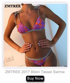 ᗚzmtree 2017 Hot Swimsuit Bandage Bikini Off Shoulder Playa Sexy