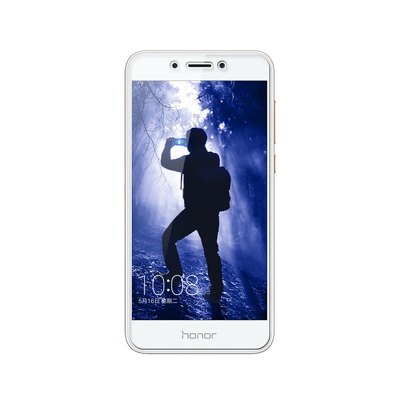 Xxins 10PCS discount wholesale Tempered Glass For Huawei Honor 6A Ultrathin smartphone Toughened Protective Film in Phone Screen Protectors from Cellphones Telecommunications