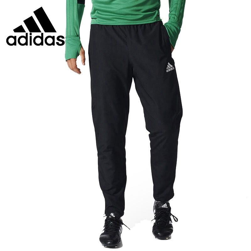 Original New Arrival Adidas TIRO17 WOV PNT Men s Soccer Training Pants Sportswear
