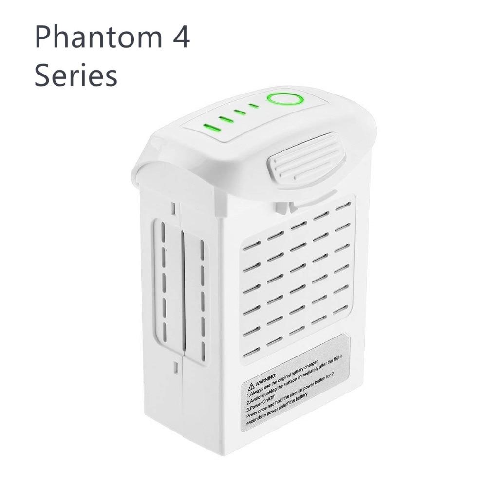 Pièce de rechange intelligente de batterie de LiPo de vol de rechange de 15.2 V 5350 mAh pour le Drone RC de DJI Phantom 4/Advanced/4Pro FPV quadrirotor