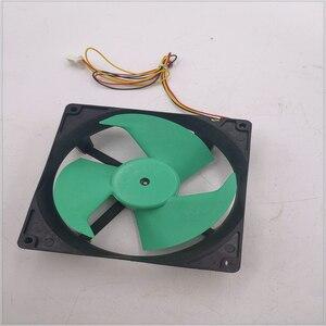Image 2 - جديد الأصلي NMB MAT FBA12J12M 0.23A تيار مستمر 12 فولت التبريد مروحة الثلاجة مروحة التبريد