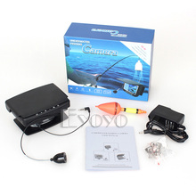 Eyoyo Original 15M Fish Finder Underwater Fishing Camera Fishfinder 4.3″ LCD Monitor 1000TVL CAM 8pcs Infrared LED Sunvisor