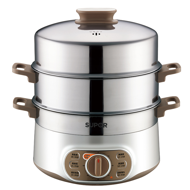 Large Electric Food Steamer ~ Free shipping large capacity electric power hot pot