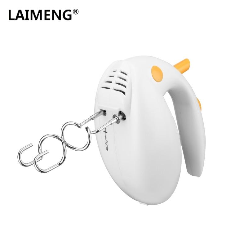 LAIMENG Best Electric Blender Cooking Baking Food Mixer Tools For Kitchen Egg Dough Potato Beater Blender Mother Day Gift S173 цена