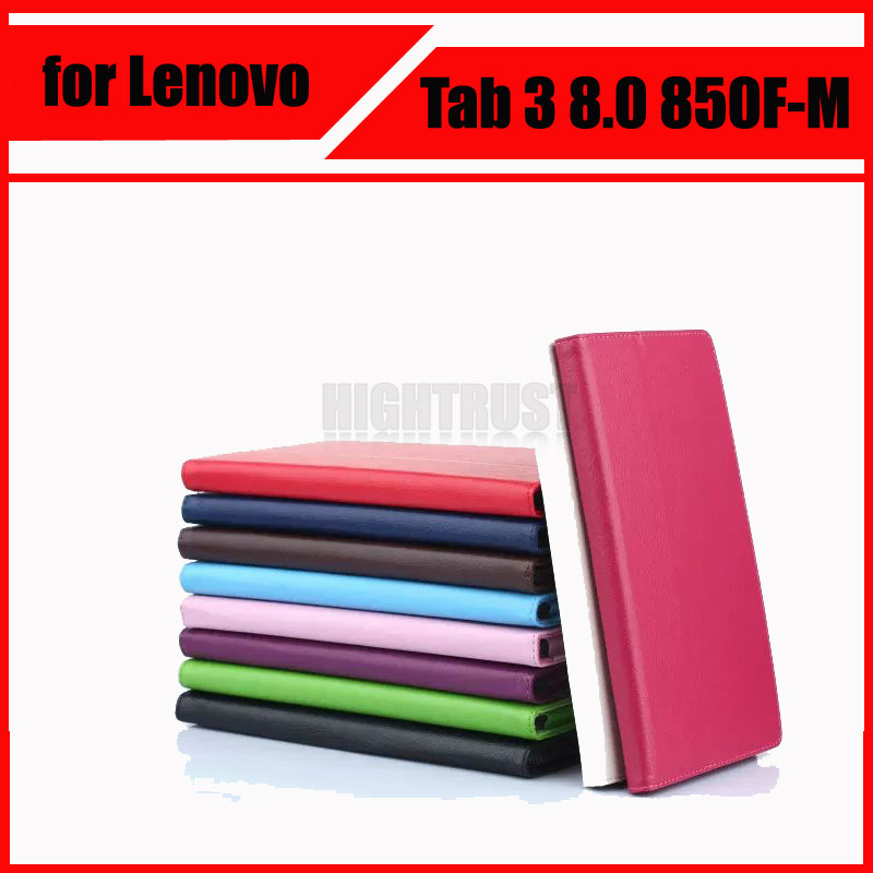 PU Leather Cover Stand Case for lenovo tab 2 A8 A8-50F A8-50LC Tab 3 8.0 850F/TB3-850M 8 inch tablet case + Screen Protectors ultra slim case for lenovo tab 2 a8 50 case flip pu leather stand tablet smart cover for lenovo tab 2 a8 50f 8 0inch stylus pen
