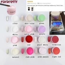 Acrilico Unha 15g Acrylic Powder Acryl Nail Poeder For Nagels Akrilik White Akryl Pink Clear Polvo Poudre Acrylique Pour Ongle  все цены