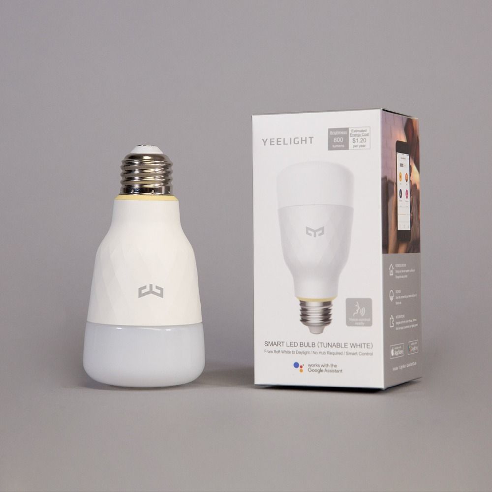 Xiaomi-Yeelight-Lemon-Blue-II-LED-Smart-Bulb-Color-Ball-Lamp-E27-10W-800lm-Mi-Light