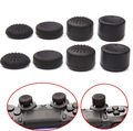 8Pieces Silicone Thumbstick Joystick Cap Cover for Sony Playstation PS4 Controller for Xbox 360/ONE/PS3