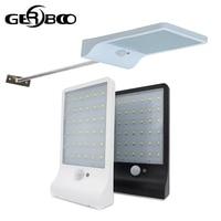 Newest 450LM 36 LED Solar Power Street Light PIR Motion Sensor Lamps Garden Security Lamp Outdoor