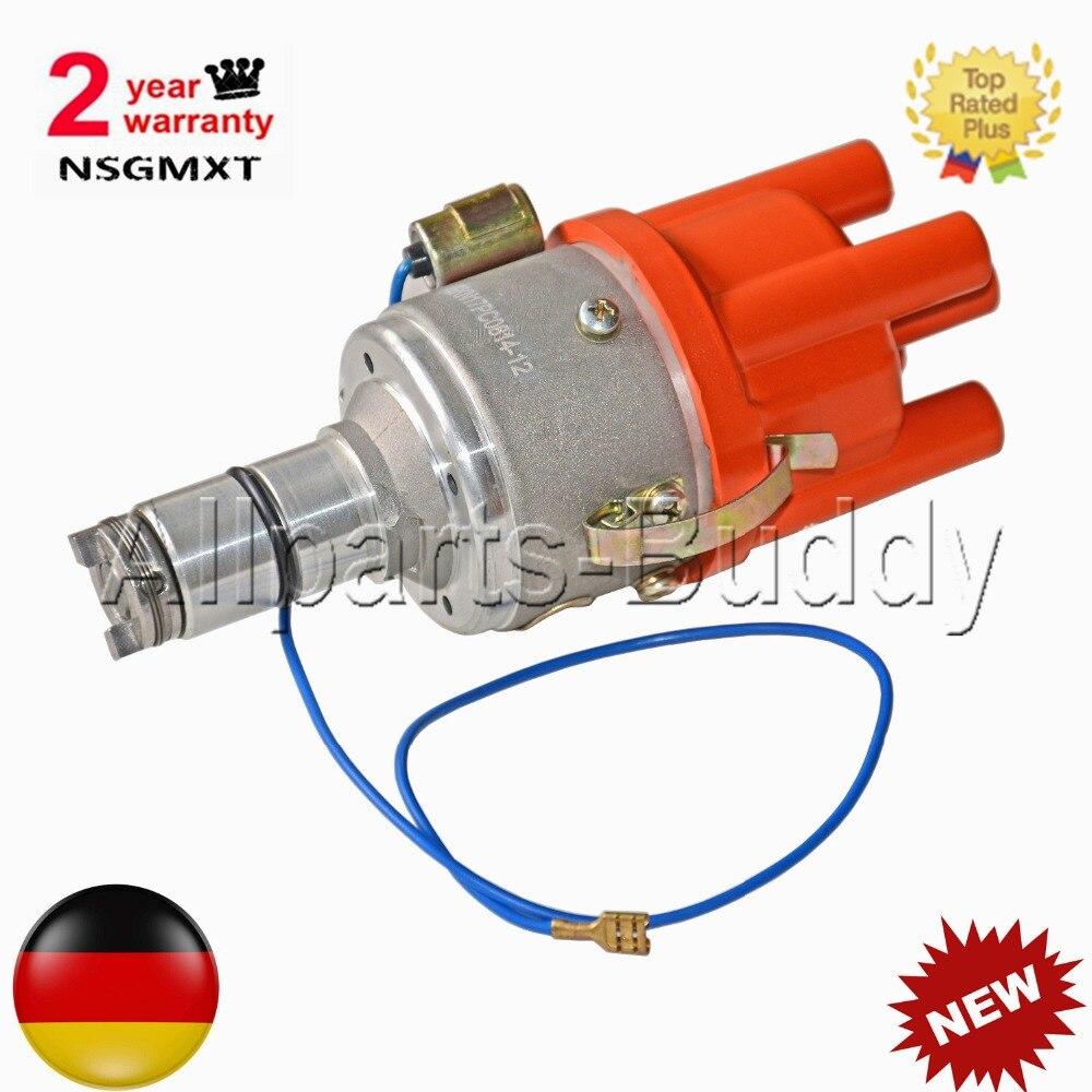 AP01 Ignition Distributor For Volkswagen Porsche 356 BUG BUS GHIA 009  CENTRIFUGAL ADVANCE Distributor 0 231 178 009 0231178009