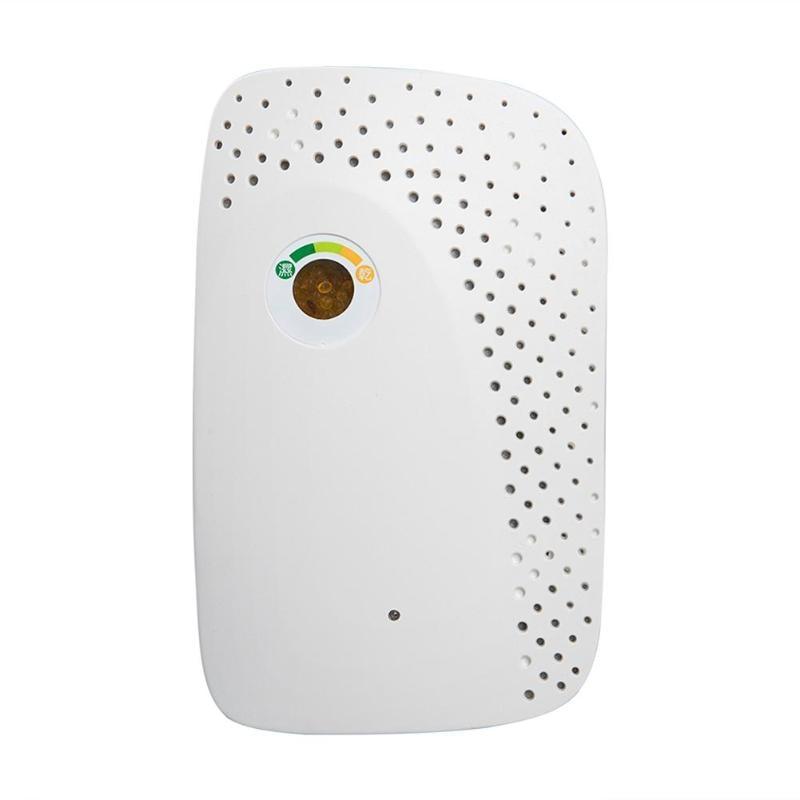20W 150ml Dehumidifier Electric Air Dehumidifier for Home Desiccant Dehumidifier Air Dryer Moisture Benzene Formaldehyde Remover the wardrobe desiccant dehumidifier to remove odor