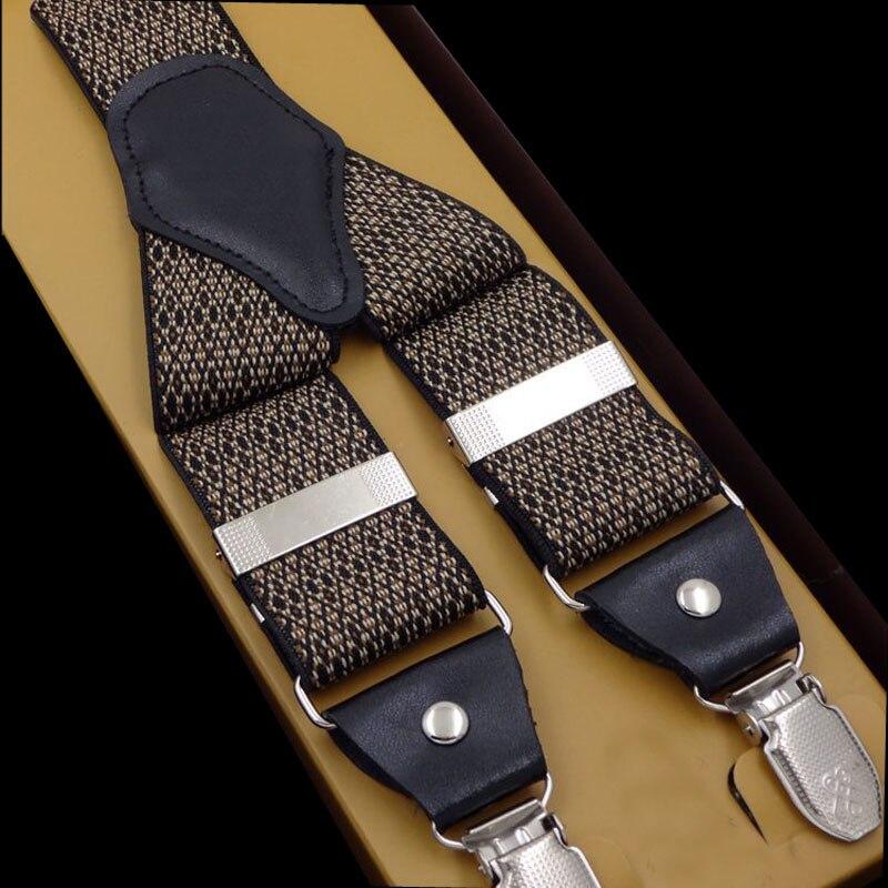 Korean Version Of The Boutique Men With Three Suspenders FY18102211