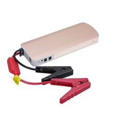 BR-K66 high capacity 18000mAh battery 12v multi-function car jump starter emergency charger power bank  starting device for car