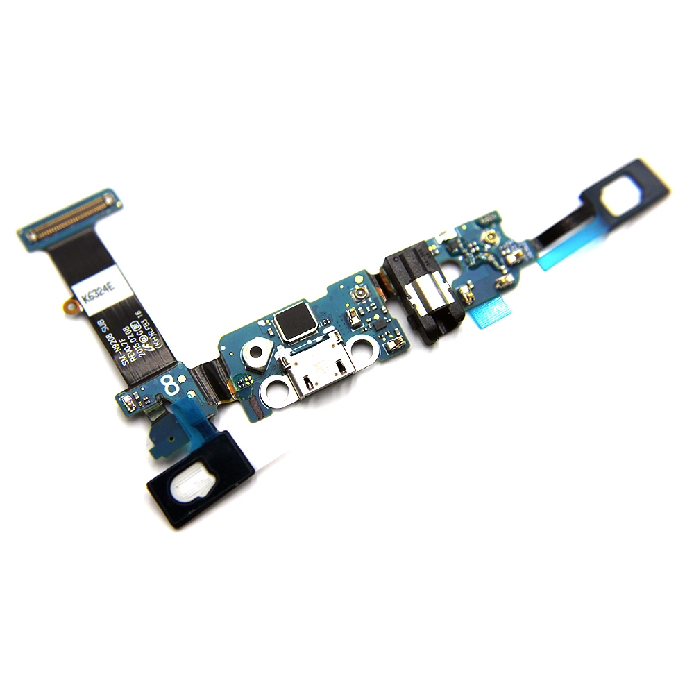Replacement Charging Flex Cable For Samsung Galaxy Note 5 N9200 N9208 N9209 N920 Microphone USB Port Socket Dock Connector