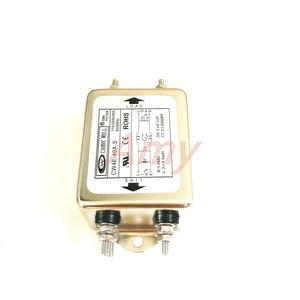 Image 2 - Potenza filtro EMI CW4E 40A monofase AC 220 V purificazione anti jamming