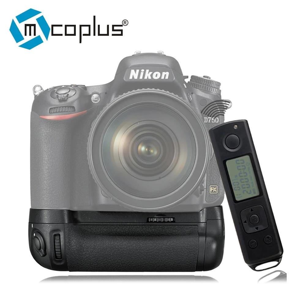 Mcoplus Venidice Vd Dr750 Baterai Grip Untuk Nikon D750 Sebagai Mb D16 Dengan 2 4g Wireless Remote Control Sebagai Meike Mk Dr750 Battery Grip Battery Grip For Nikongrip D750 Nikon Aliexpress
