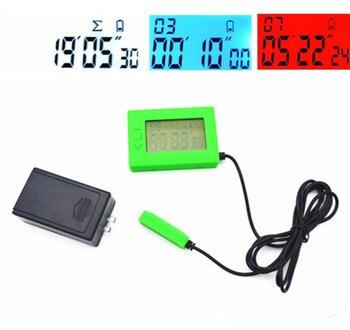 Receptor transmisor infrarrojo ultrarojo para motocicleta, herramienta de seguimiento de tiempo de carreras, pista de carreras de rango de 35M