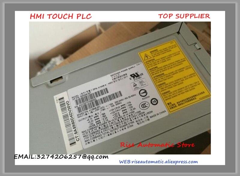 DPS-575AB A  405349-001 412848-001 575W PSU server power supply test working goodDPS-575AB A  405349-001 412848-001 575W PSU server power supply test working good