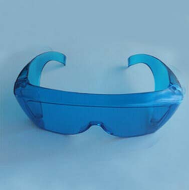 ФОТО 600-700nm laser protection goggles with O.D 4 & CE certified