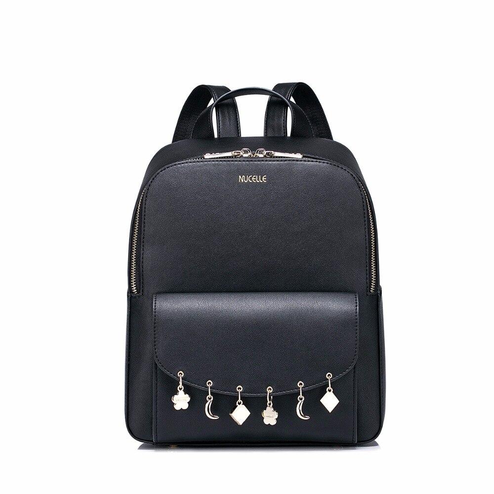 ФОТО Hot Sale Fashion Tassel Hanging Drop PU Leather Casual Women Lady Backpacks Daypacks School Shoulders Bag Girls Student