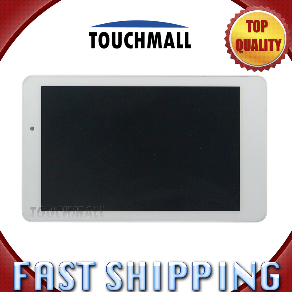Подробнее о For New LCD Display Touch Screen with Frame Assembly Replacement Acer Iconia Tab 8 A1-840FHD 1920*1200 White Free Shipping new for 10 1 tablet pc acer iconia tab a200 lcd screen display with touch screen