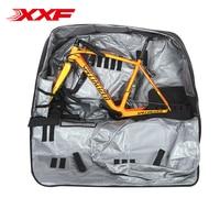 Bike Travel bag Accesorios Bicicleta Nylon 600D PVC waterproof Bicycle pack case For 26''/27.5/29/700c Mtb Road Bike