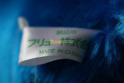 Fancytrader 15\'\' 36cm Copyrighted Plush Stuffed Cookie Monster Shoulder Bag, Free Shipping FT90380 (7)
