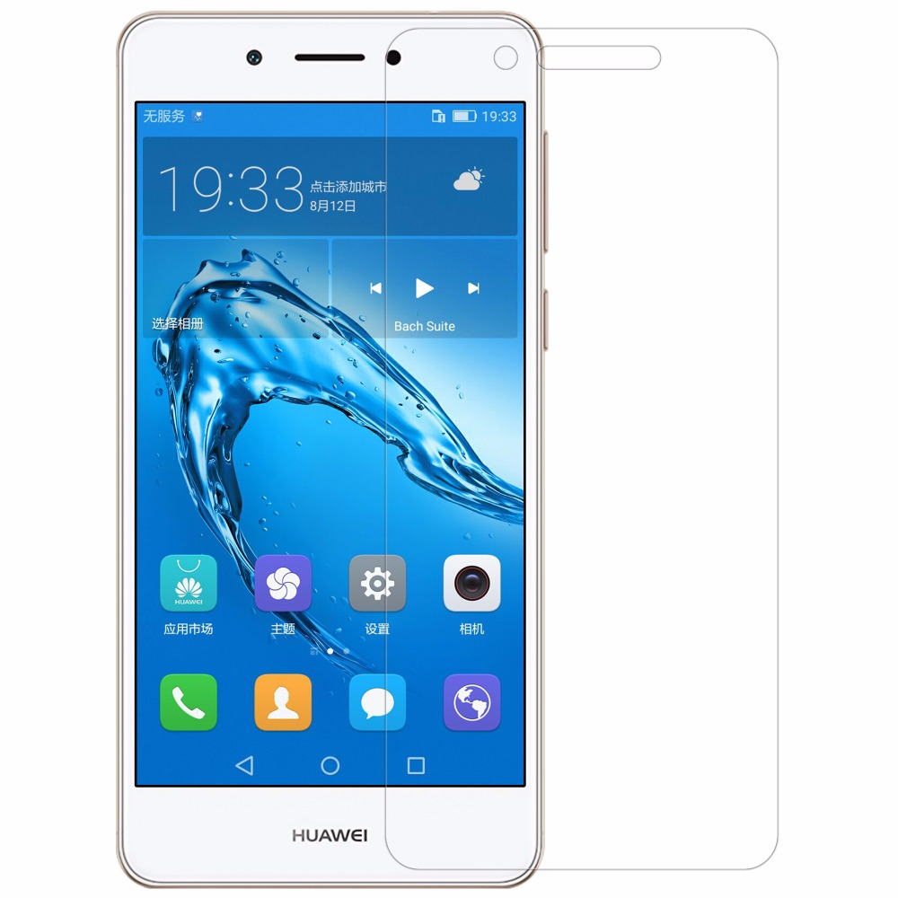 NILLKIN Screen-Protector Huawei Honor Protective-Film 2pcs/Lot Matte For 6C Super-Clear